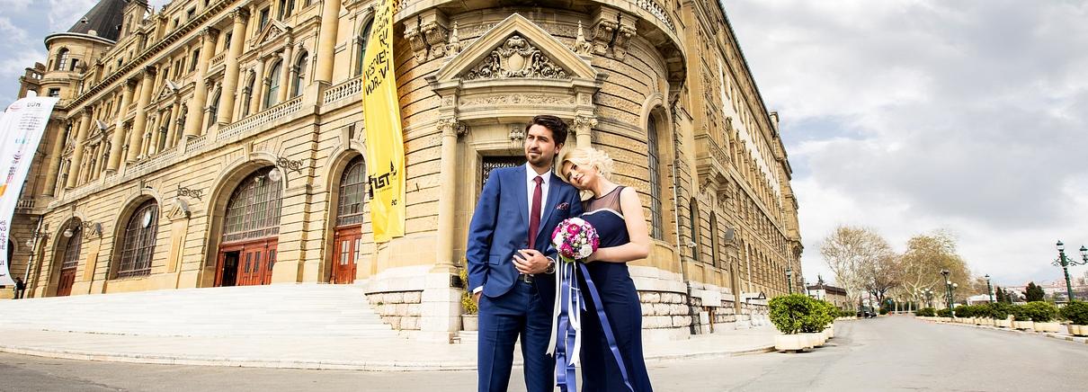 Nişan fotoğrafları - Engaged photos