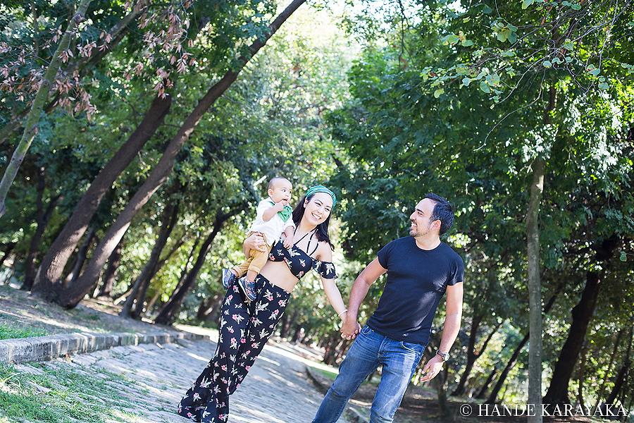 Aile fotoğraf çekimi - Family photo sessions - Istanbul