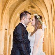 Kıbrıs bellapais manastırı düğün fotoğraf çekimi