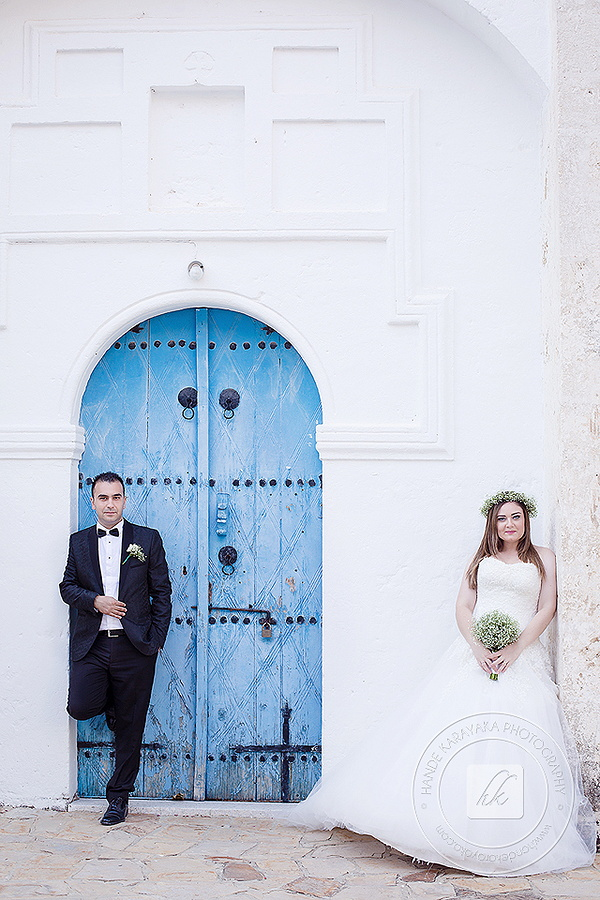 Kıbrıs düğün fotoğrafı