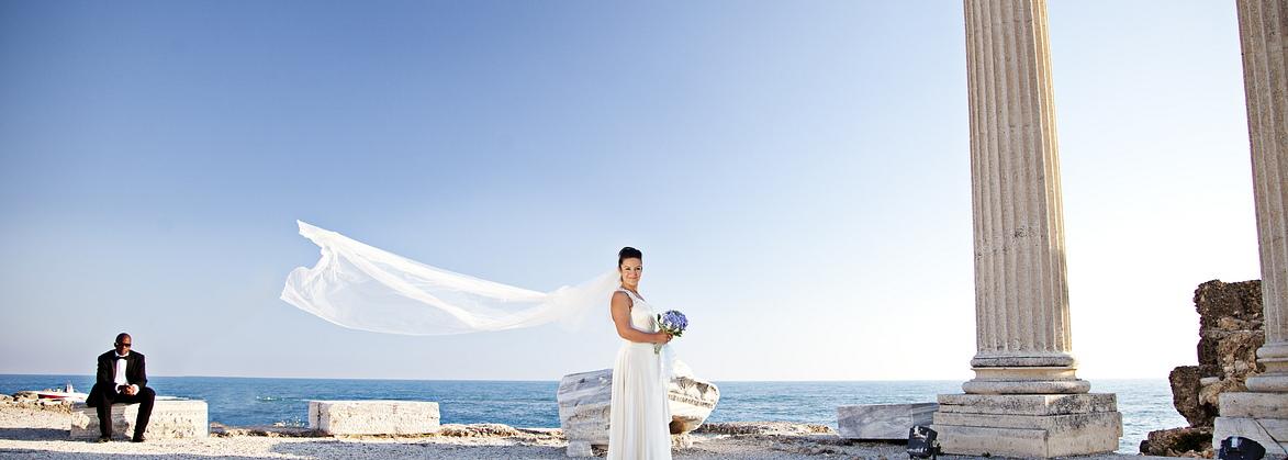 Antalya Side düğün fotoğrafçısı fotoğrafları