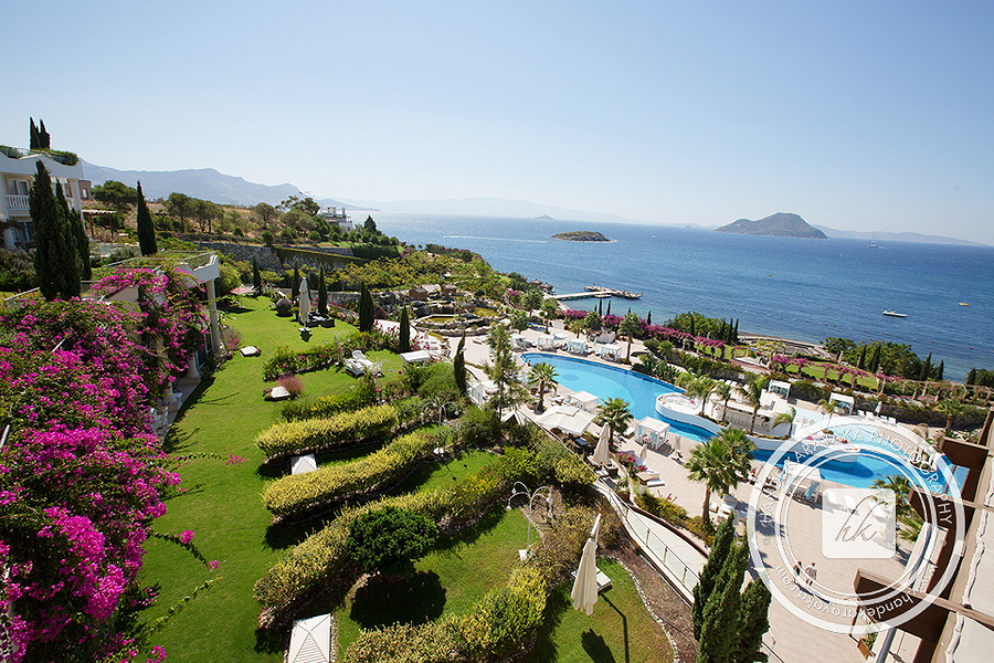 Sianji Well-Being Resort Bodrum