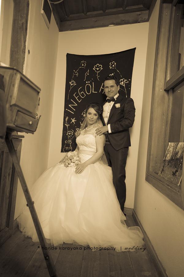 İnegöl düğün fotoğraf hatırası
