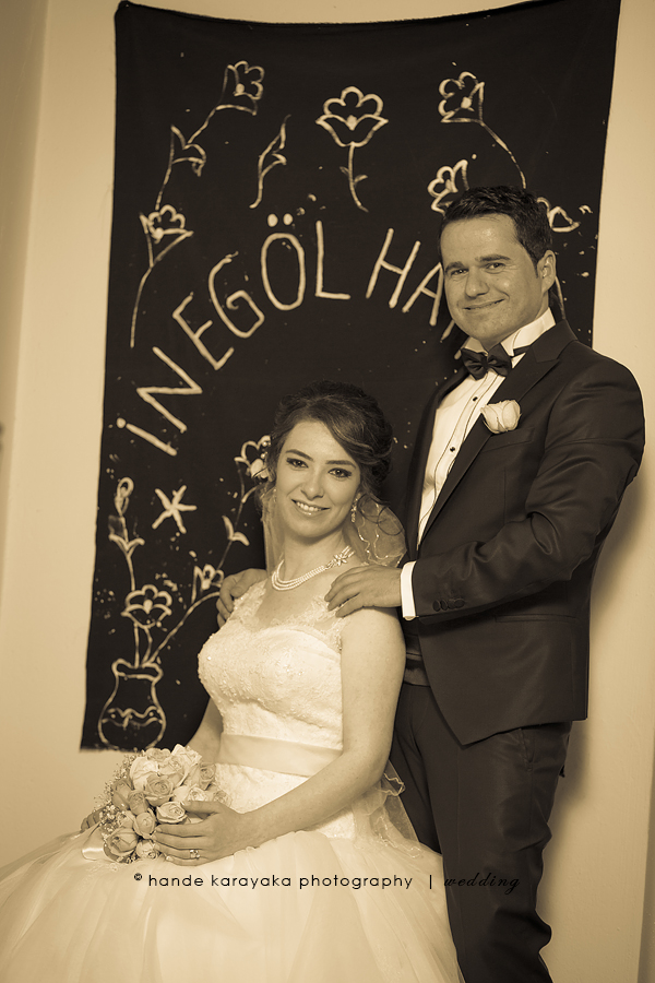 İnegöl Bursa düğün hatırası