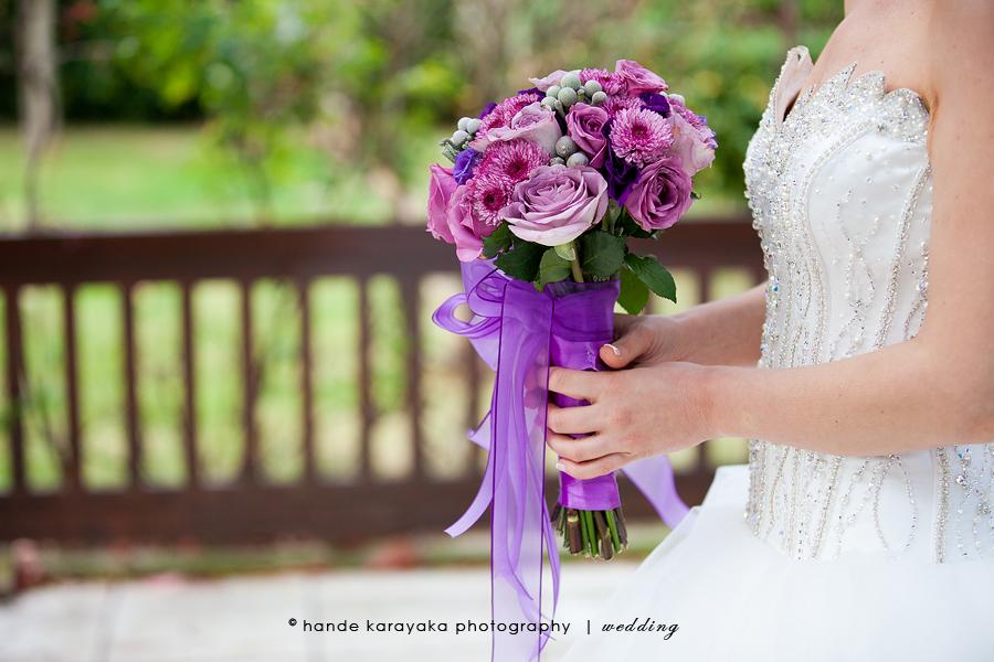 Gelin çiçeği & Buketi