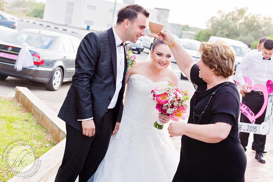 Kıbrıs magusa DAÜ Beach Club düğün fotoğrafçısı fotoğrafları