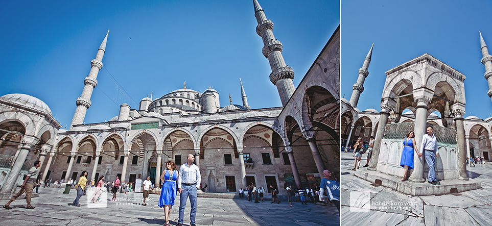Nişan fotoğrafçısı fotoğrafları sultanahmet