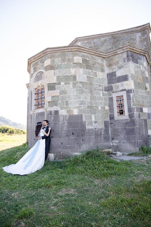 Perşembe Yason Klisesi düğün fotoğrafı Ordu Perşembe düğün fotoğrafları