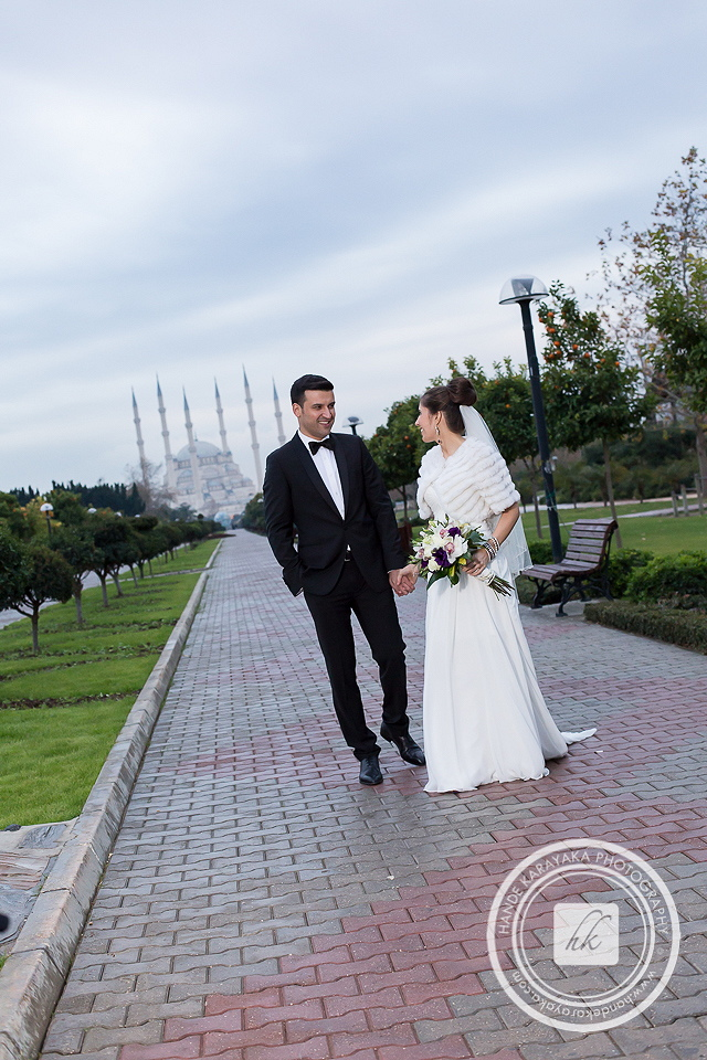 Adana merkez parkı ve sakıp sabancı cami