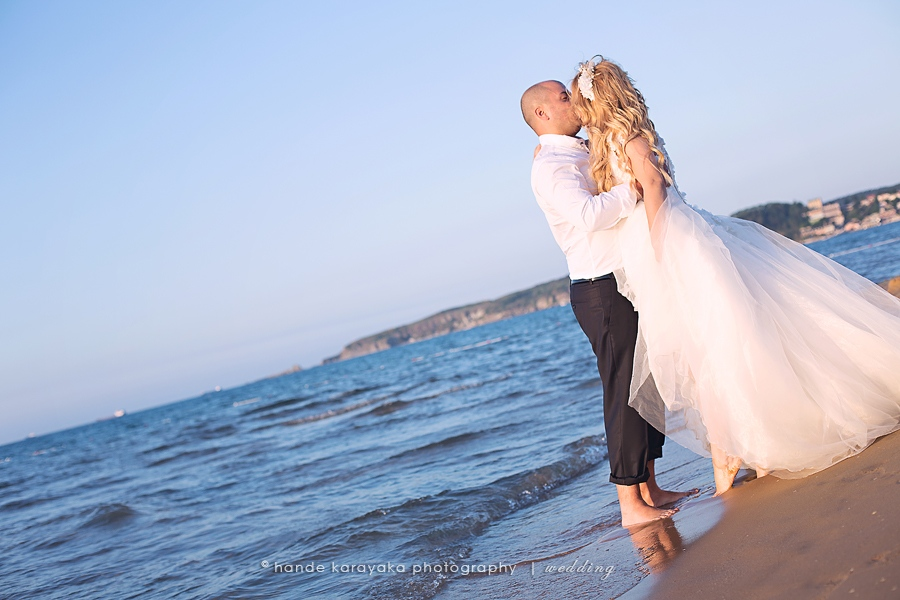 Trash The Dress fotoğrafları