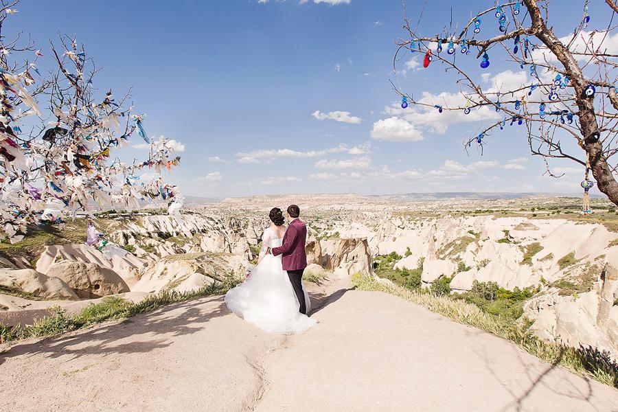 Kapadokya düğün fotoğrafçısı fotoğrafları - wedding photographer cappadocia