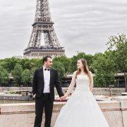 Paris düğün fotoğrafları / Wedding photos
