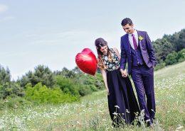 Nişan fotoğrafçısı fotoğrafları çekimi / Engagement photos