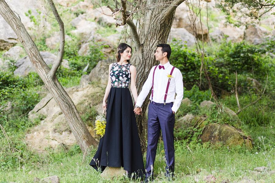 Nişan fotoğrafları-Engagement photos
