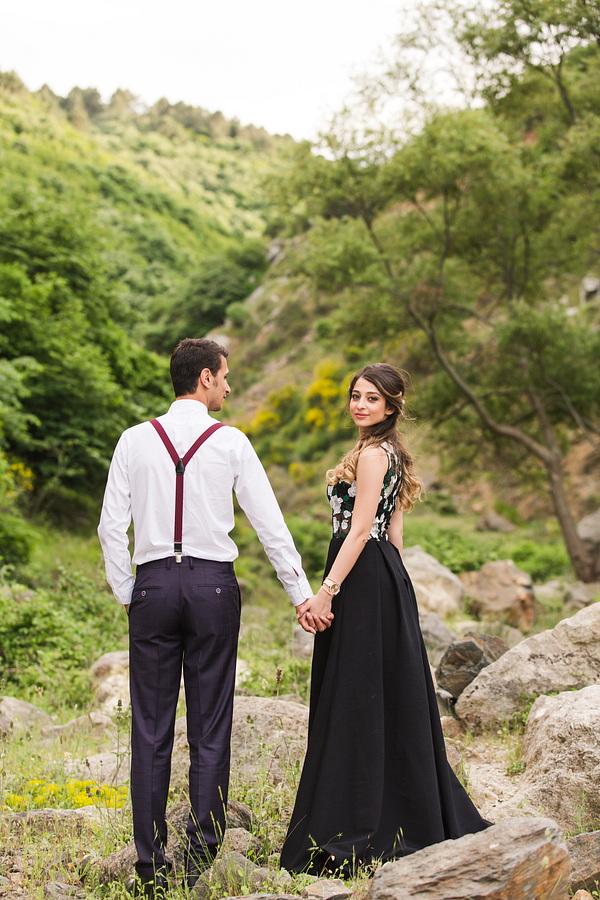 Nişan fotoğrafları, Engagement photos - nişan fotoğrafçısı