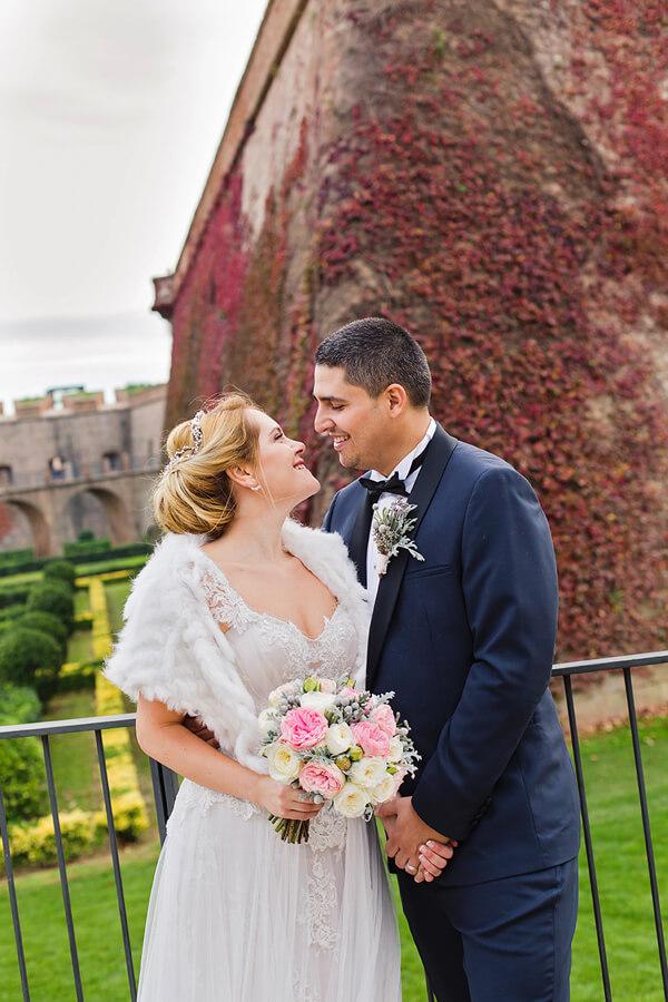 Barselona düğün fotoğrafları / Barcelona wedding photos
