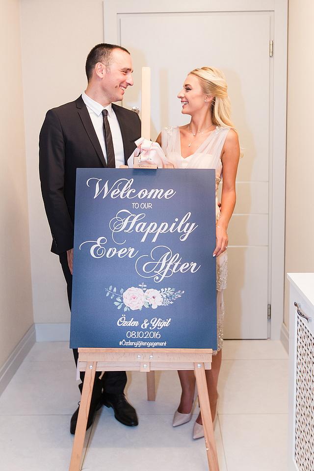 Nişan söz töreni Fotoğrafları Nişan fotoğrafçısı fotoğrafları - Engagement photos istanbul
