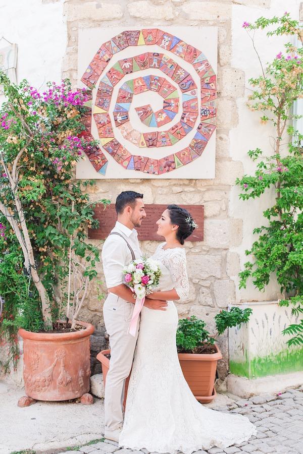 Alaçatı düğün fotoğrafçısı fotoğrafları