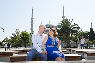Engagement session istanbul