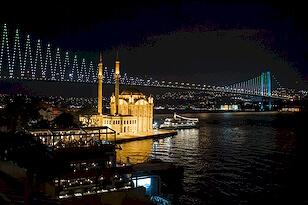 istanbul Nişan fotoğrafları - Engagement photo
