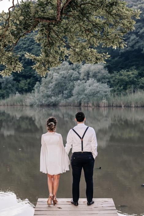 Belgrad ormanı düğün fotoğrafları