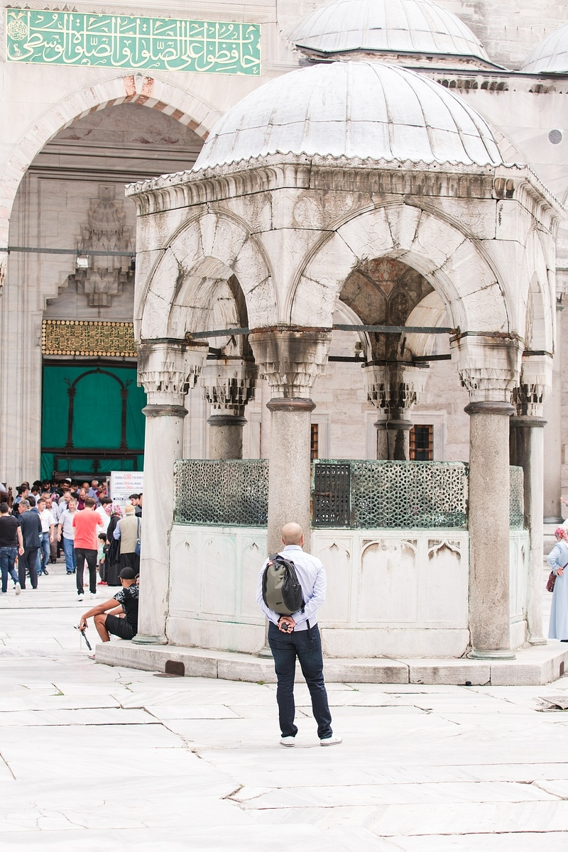 Vacation photographer istanbul