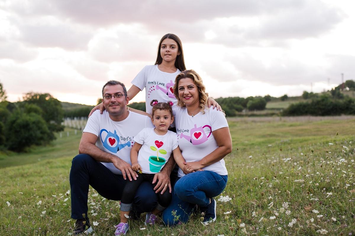 Dış çekim aile fotoğrafları - Outdoor family session photos - aile fotoğrafçısı