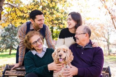 Dış mekan aile fotoğraf çekimi - outdoors family photo shoot
