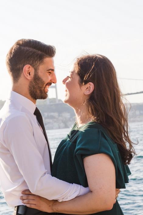 istanbul nişan fotoğrafları - engagement photos